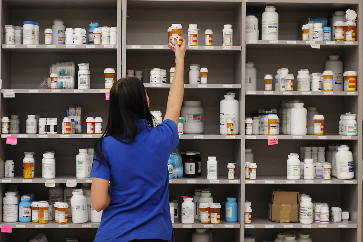 Pharmacies' starring role in vaccine push could create unequal access