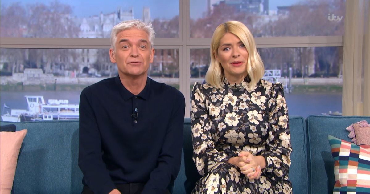 Phil and Holly replaced on This Morning as duo take festive break