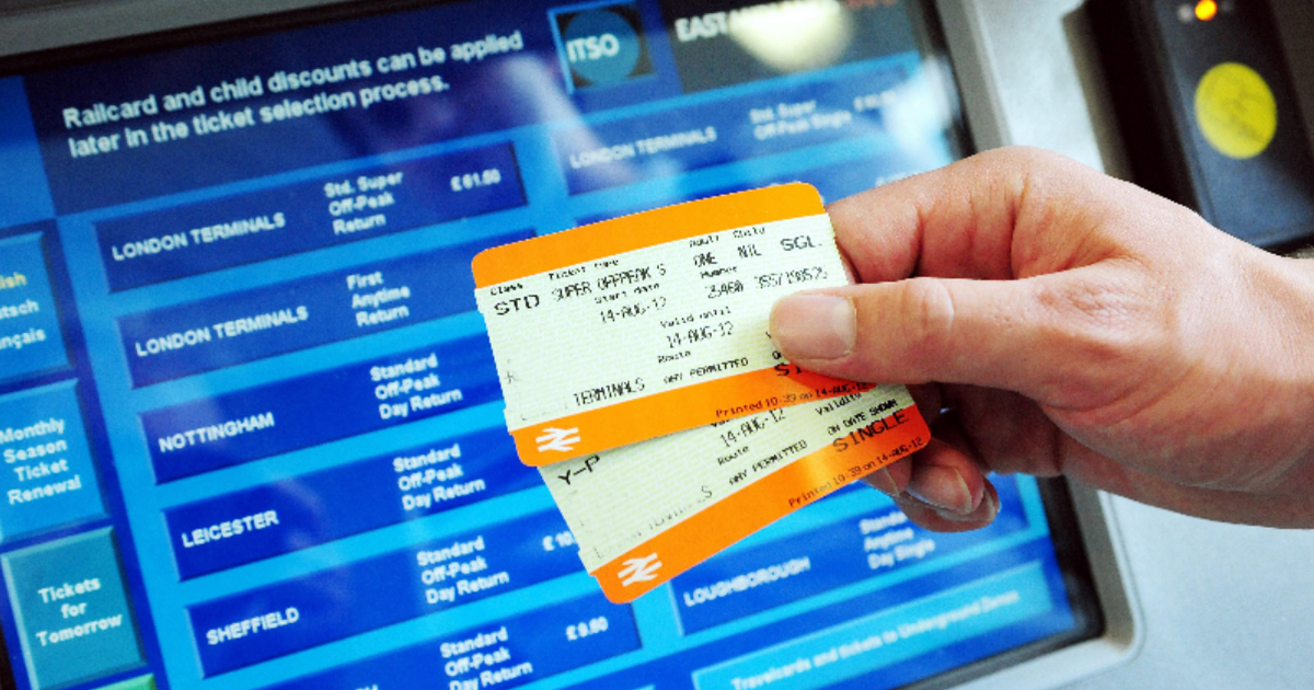 Rail fares to rise above inflation for first time in eight years
