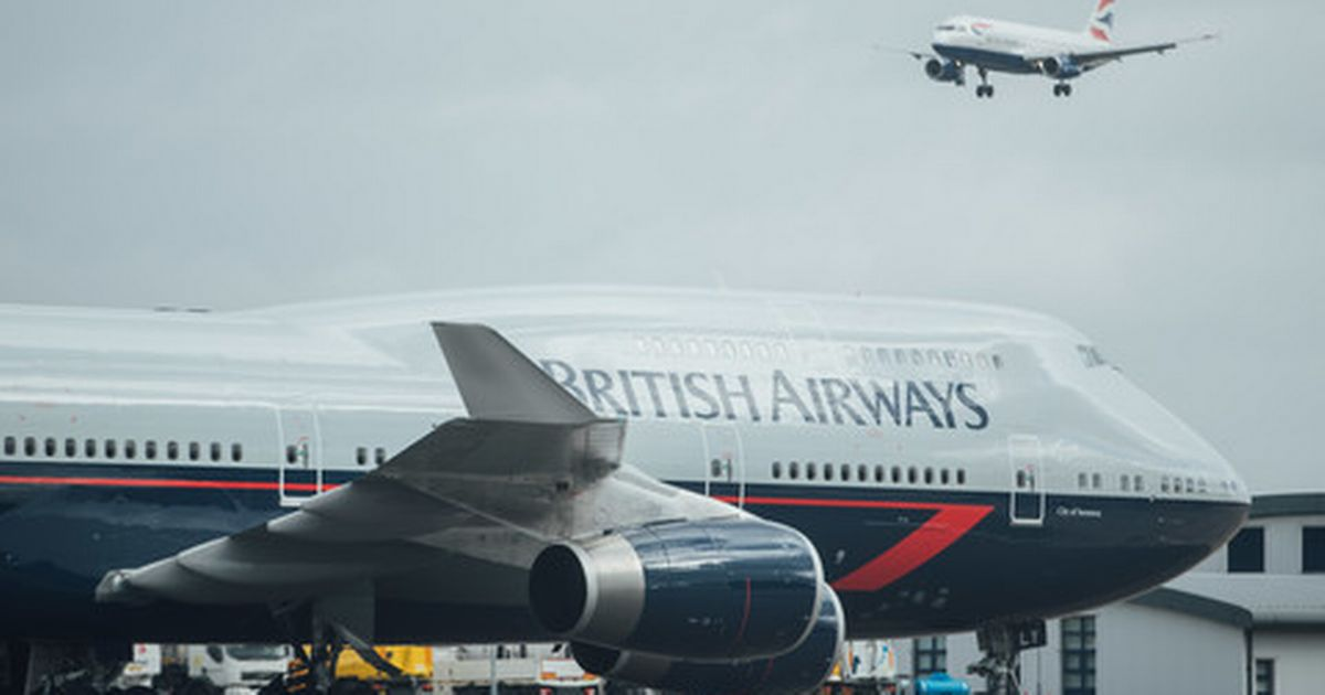 Retro 747 jumbo jets to get new homes in bid to preserve airline's heritage