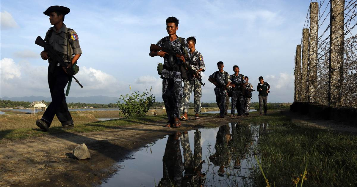 Rohingya widow seeks compensation from Myanmar government for death of her husband
