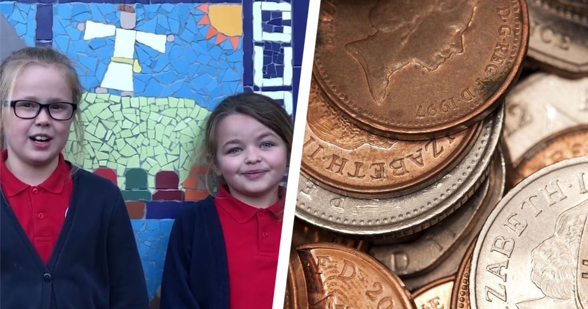 SPONSORED: The touching and funny responses children have when asked about money