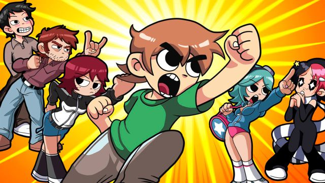 Scott Pilgrim vs. The World: The Game has a release date