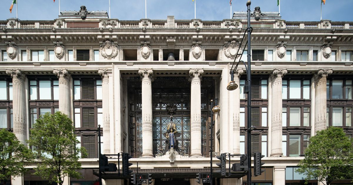 Selfridges' listed status upgraded as other buildings protected for first time