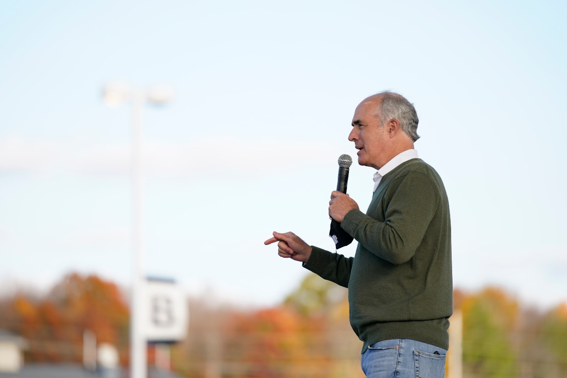 Sen. Bob Casey says he sees an opportunity for Biden and McConnell to cut deals