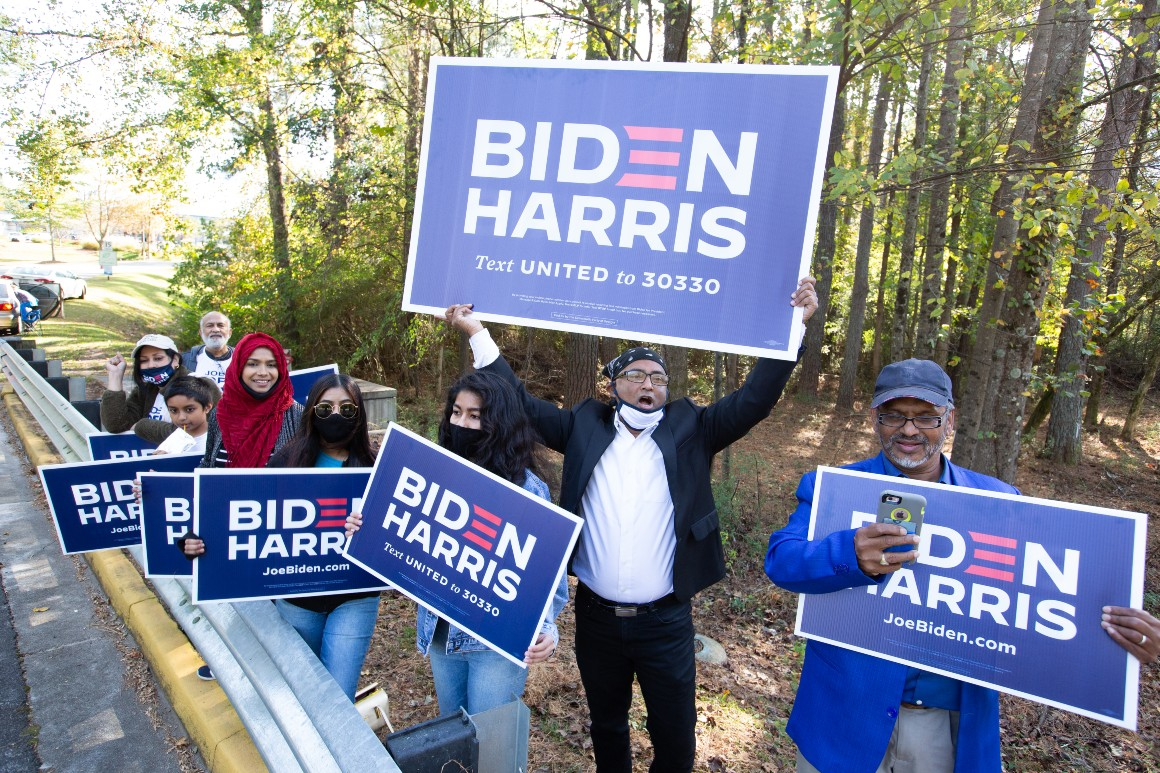 Smart Outreach to Asian Americans Might Be the Key to the Georgia Runoff. Are Campaigns Flubbing Their Chance?