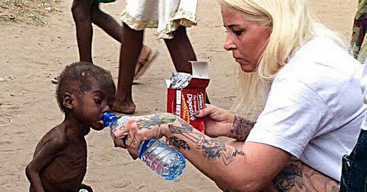 Starving boy abandoned 'for being a witch' undergoes incredible transformation