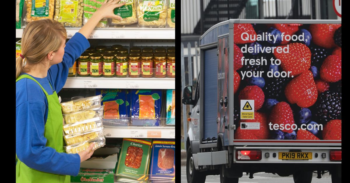 Supermarkets are stockpiling food due to threat of shortages in no-deal Brexit