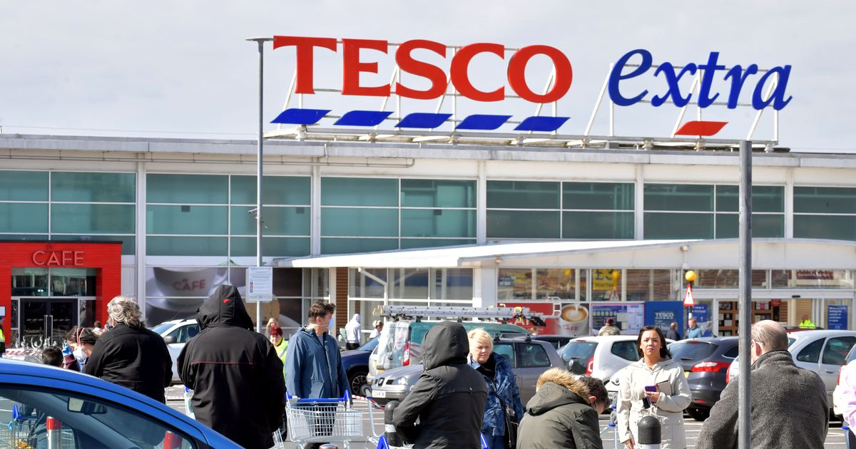 Supermarkets will suffer food shortages in just a few days