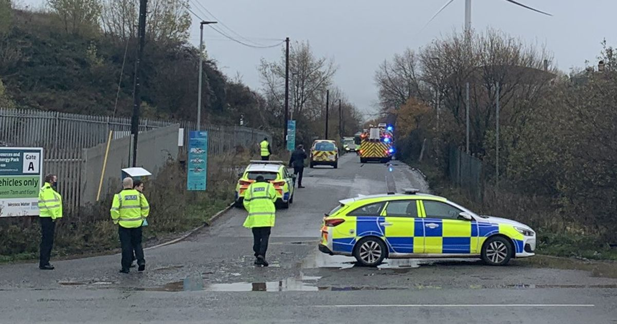 Teenager named among four people killed in water works explosion