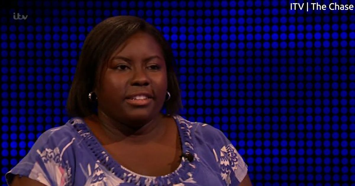 The Chase contestant wows fans with 'brains and beauty'