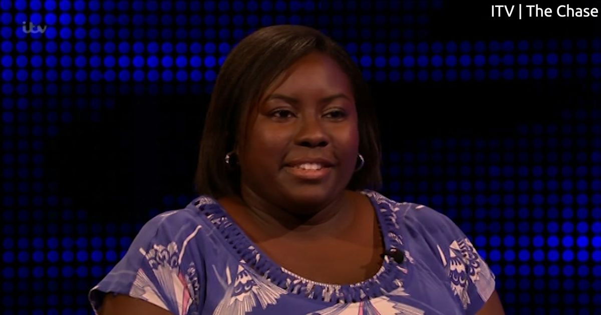 The Chase contestant wows fans with her 'brains and beauty'