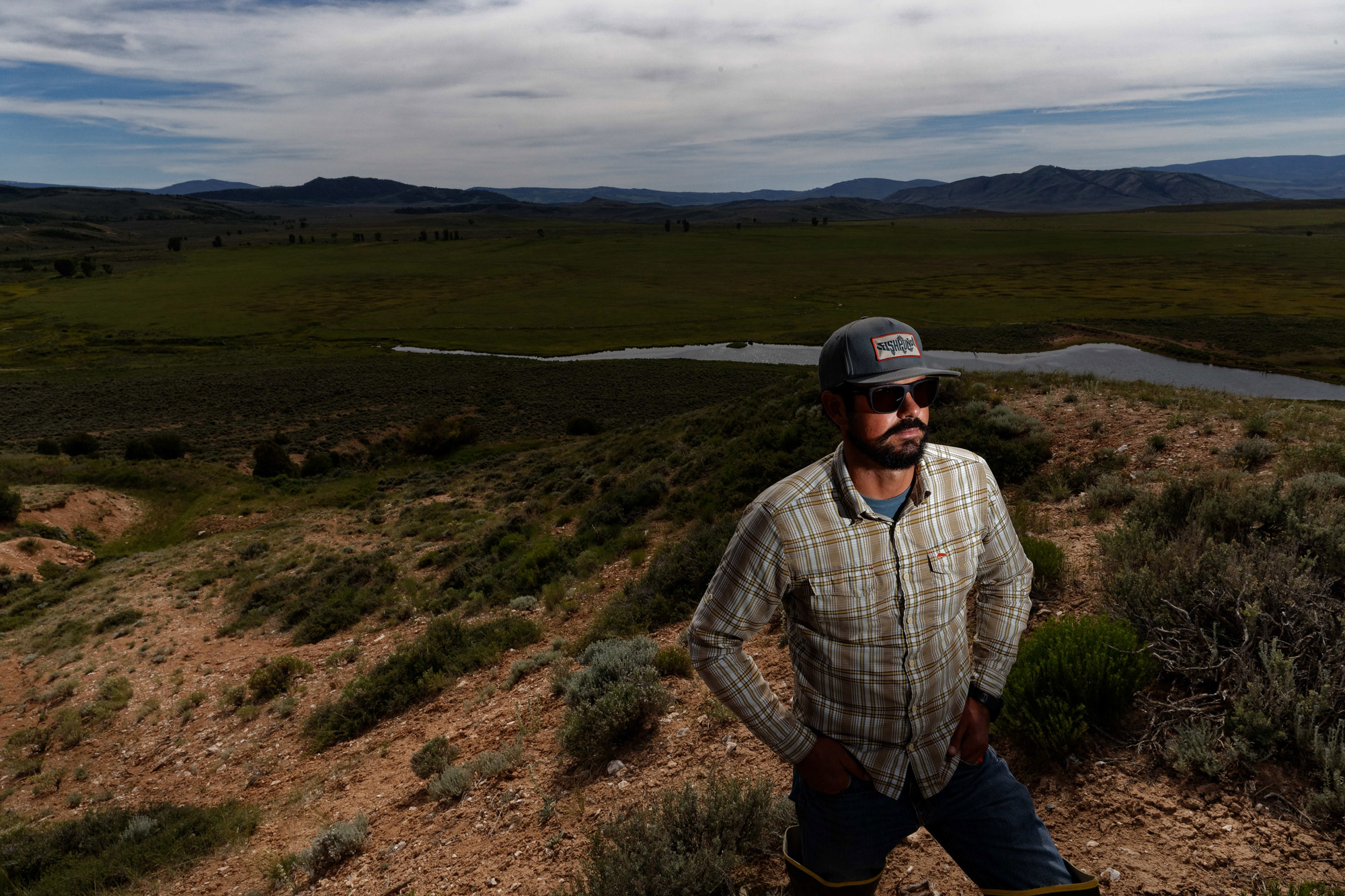 The Rancher Trying to Solve the West's Water Crisis