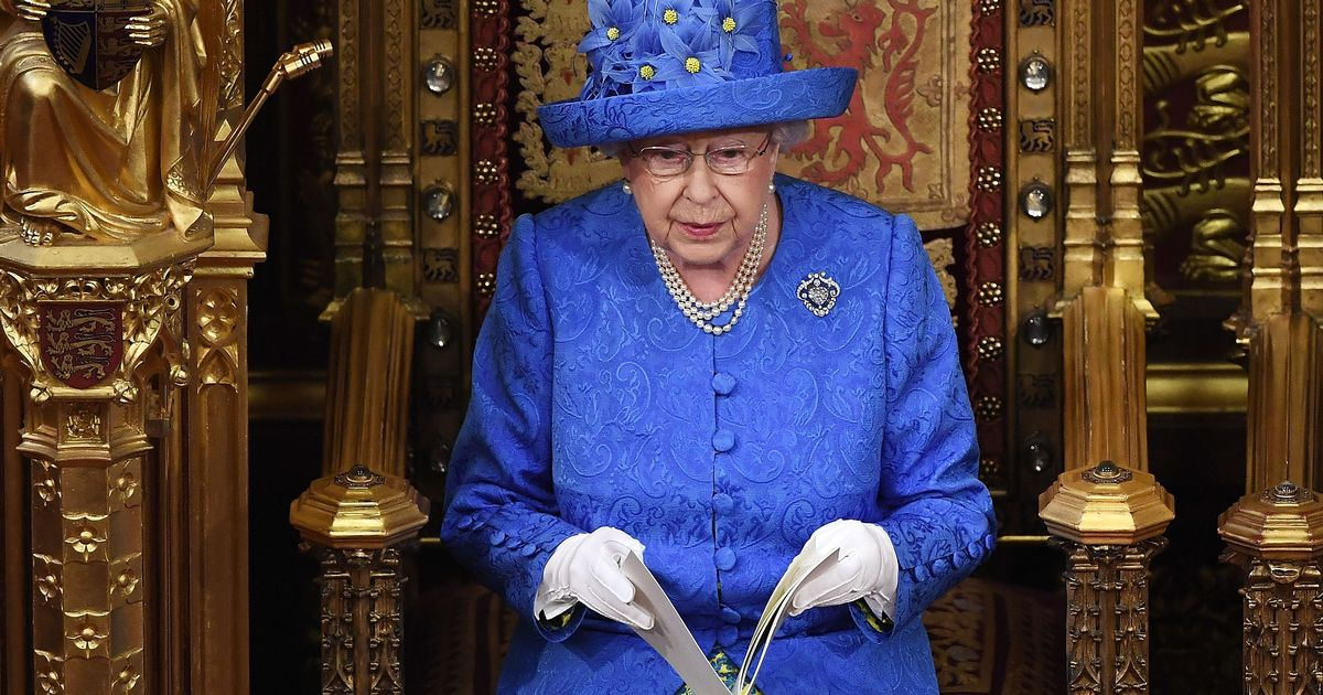 The secret Brexit plan to evacuate the Queen