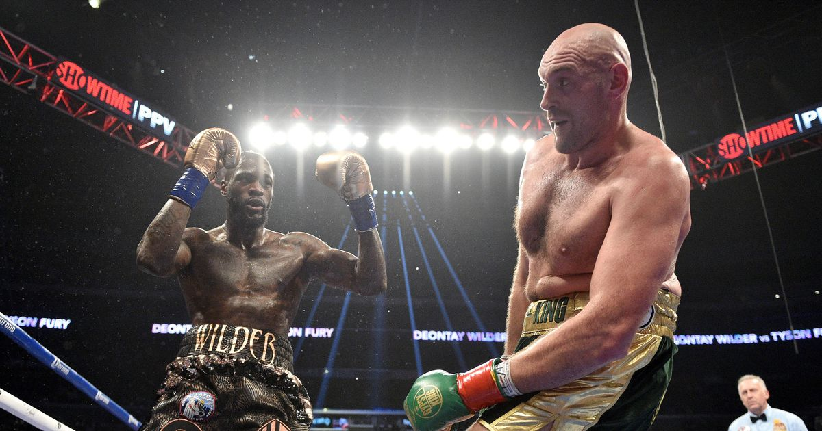 Tyson Fury demands to be taken off Sports Personality of the Year list