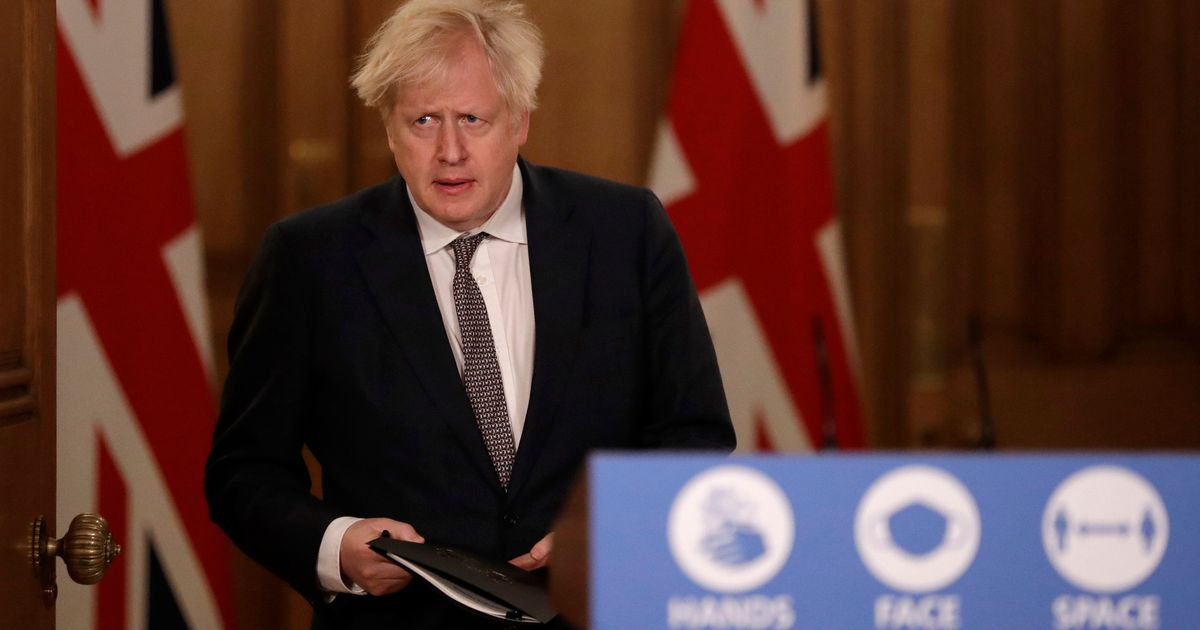 What time Boris Johnson will address the nation on lockdown rules
