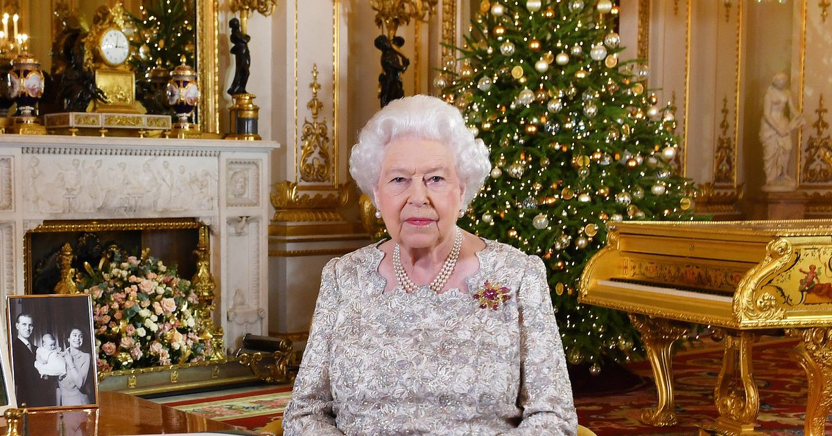 What time the Queen's speech is on Christmas Day