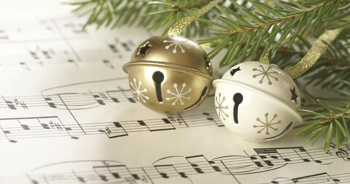 Which Christmas songs do people listen to most when driving?
