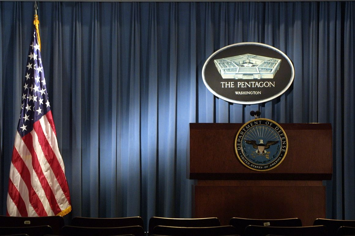 White House fires Pentagon advisory board members, installs loyalists