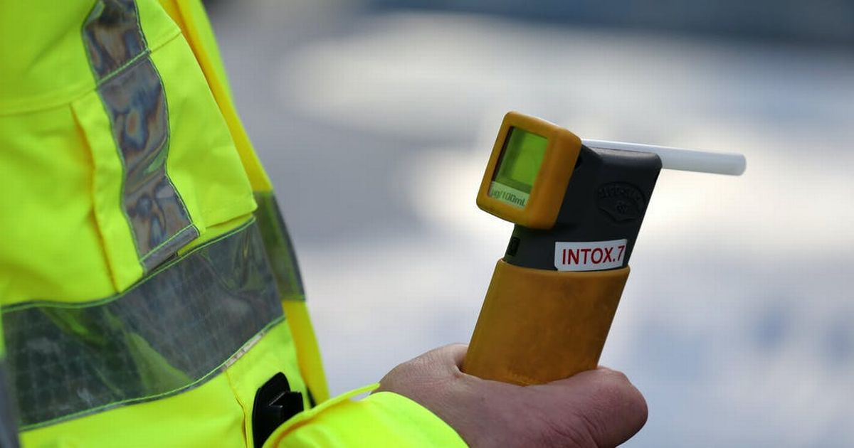 Who is most likely to be caught drink driving as offence rate falls