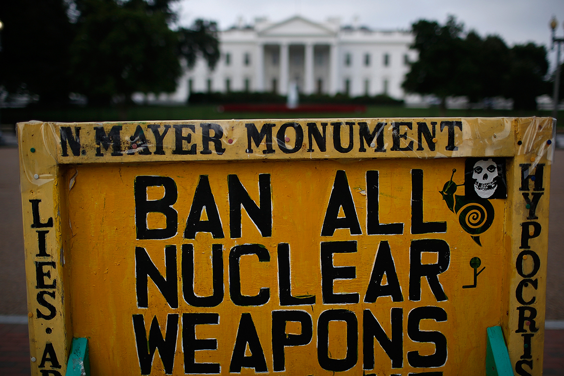'This is going to be quite a show': Biden's arms control team eyes nuclear policy overhaul