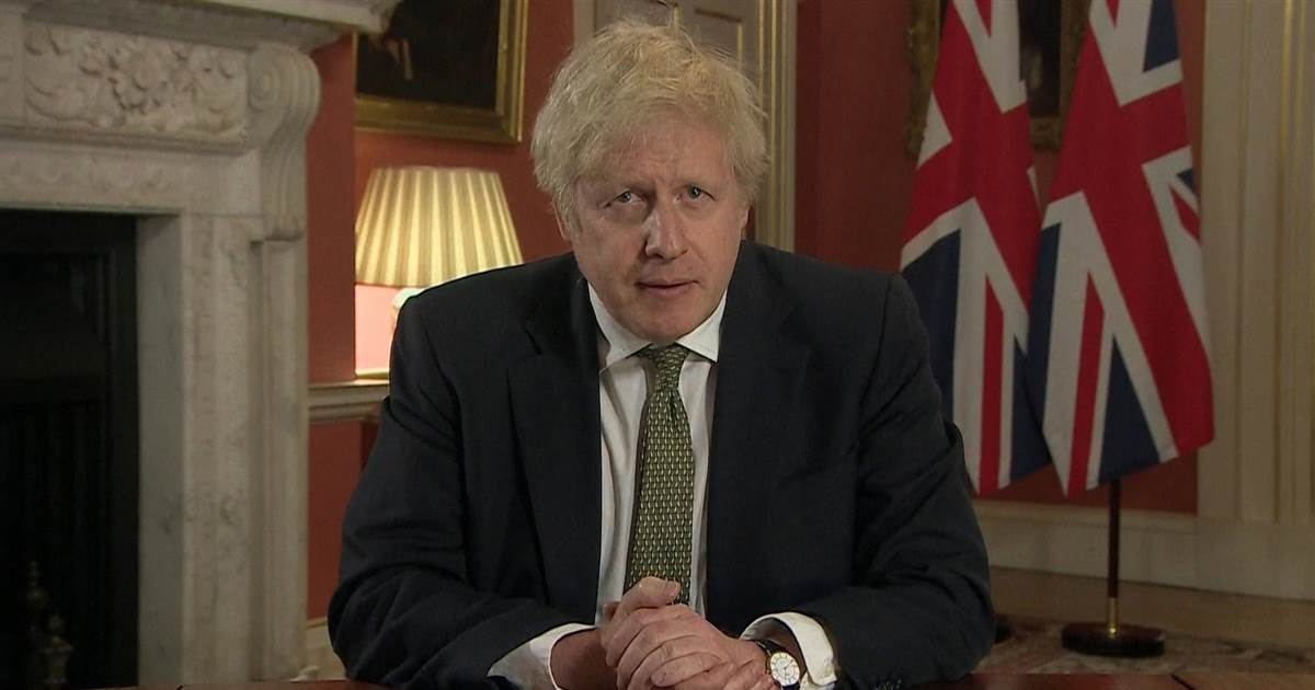 'We need to do more': U.K. prime minister announces England lockdown