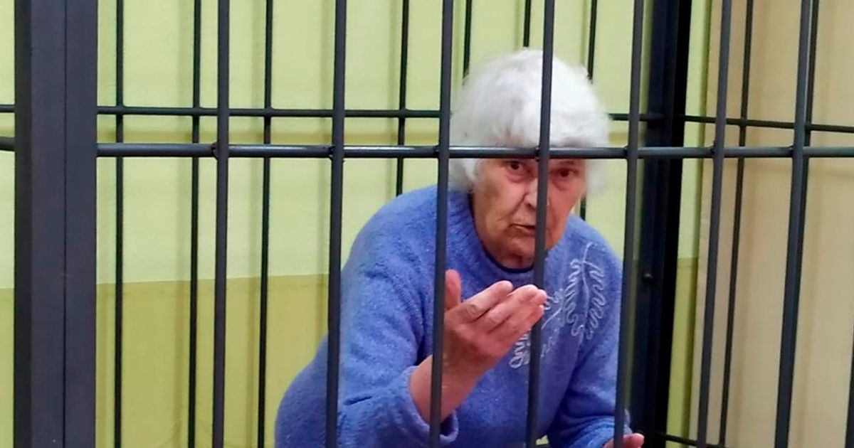 'Granny ripper', 81, who made 'snacks' from flesh of her victims dies of Covid