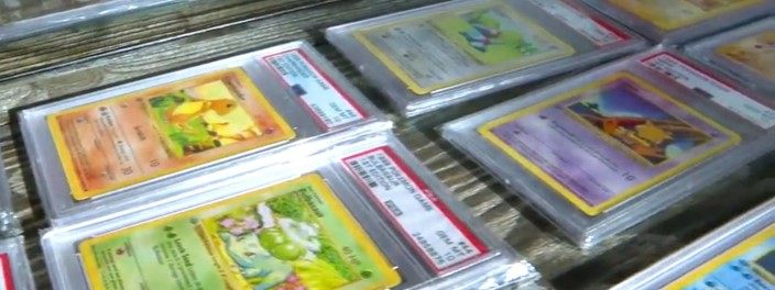 Pokémon: student sells $ 80,000 in cards to pay for college