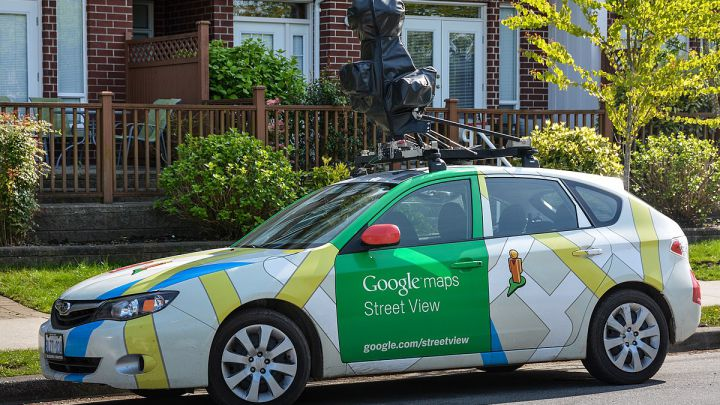 How to take photos to upload to Street View