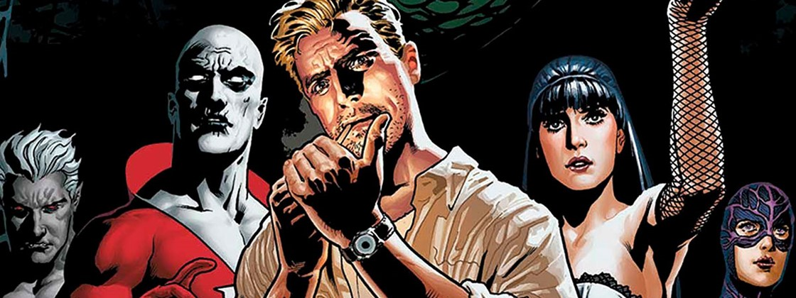 Justice League Dark: meet the characters from DC Comics