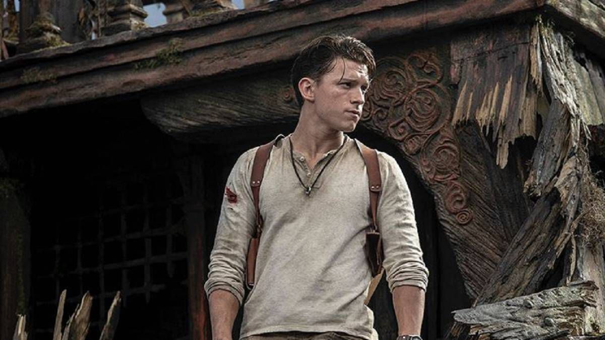 Uncharted movie with Tom Holland shares 4 new images