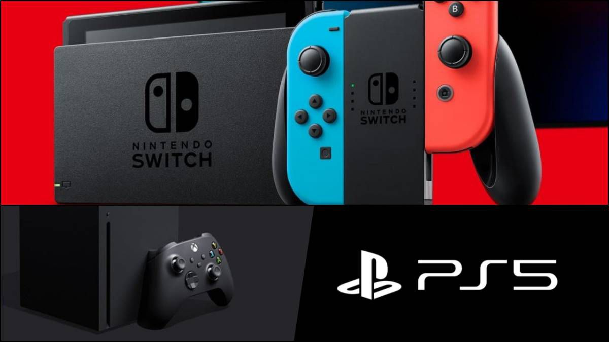 Nintendo Switch will outsell PS5 and Xbox Series in 2021