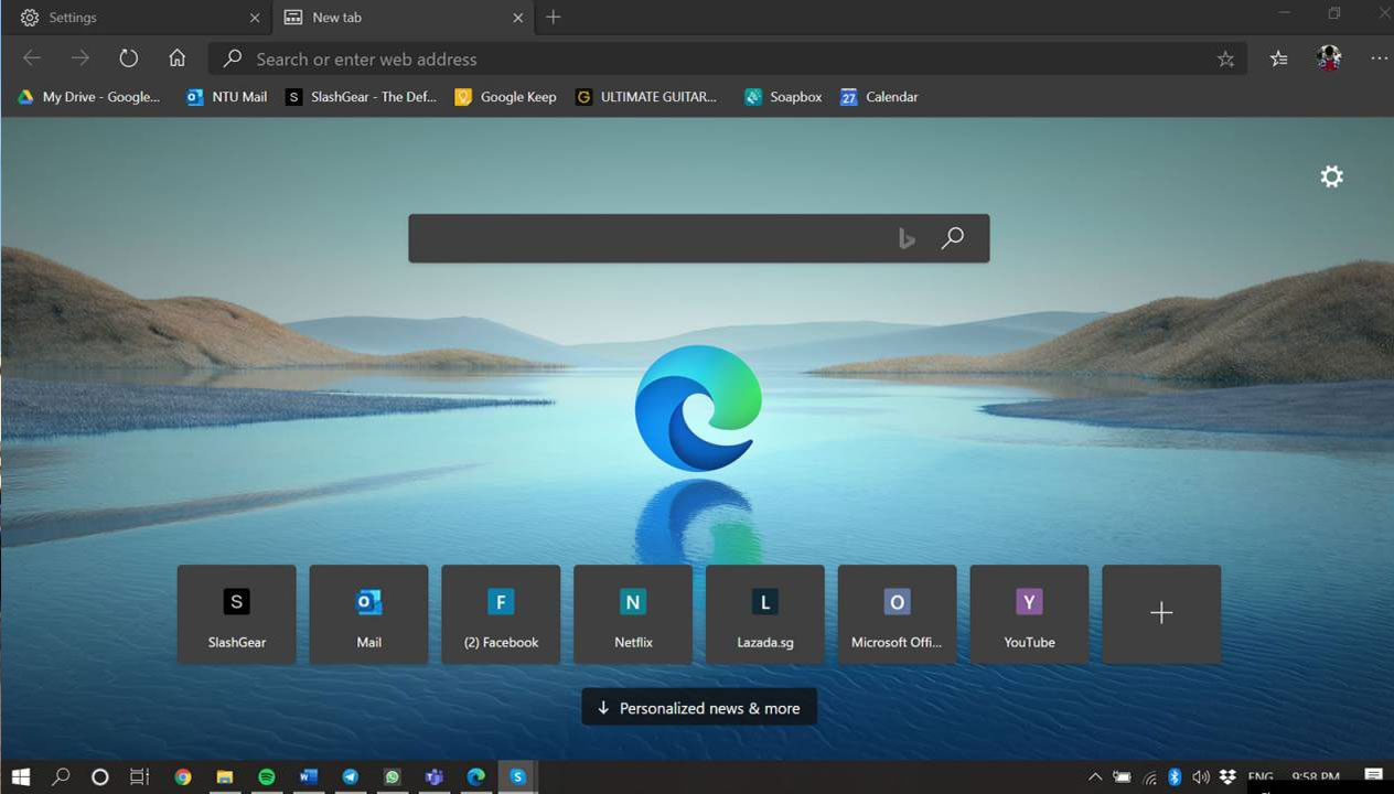 Important updates are coming for Microsoft Edge 1