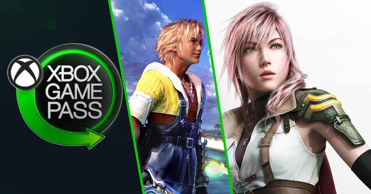 More Final Fantasy games coming to Game Pass