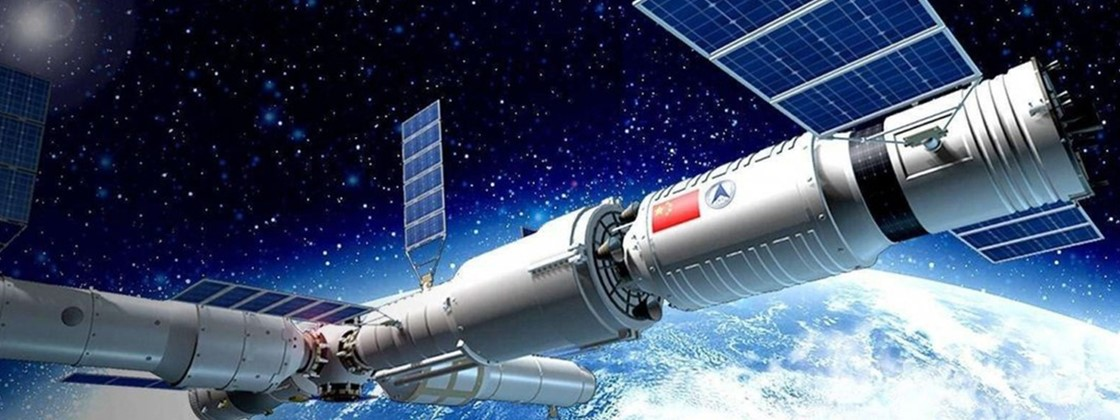 China will build its own space station