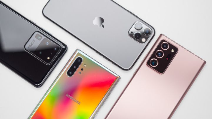 The 10 most powerful mobile phones on the market in 2021