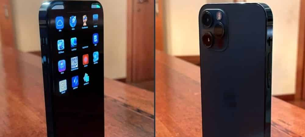 Photos of an iPhone 12 Pro Prototype Finally Unveiled!