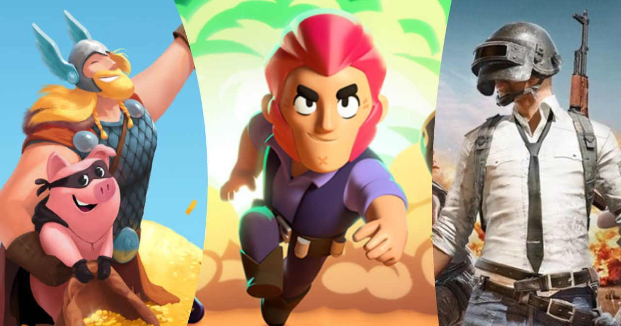 The most valuable mobile games have been announced!