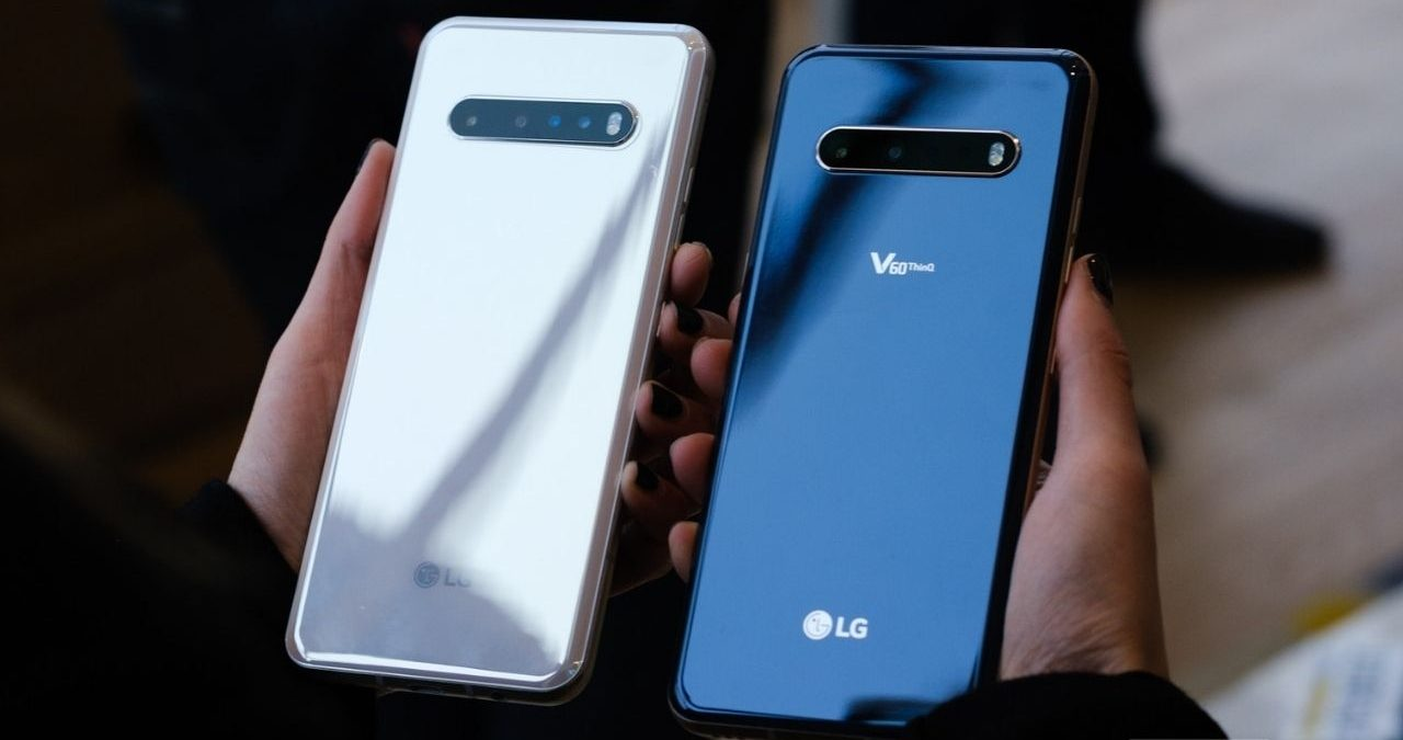LG pulls out of the phone market and shrinks