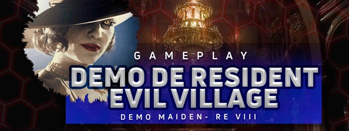 Check out our game 'Maiden' from Resident Evil: Village