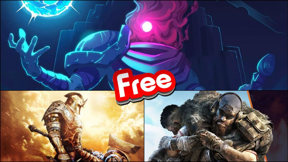 5 games to download for free or try this weekend on PS5
