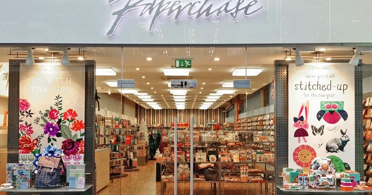 37 branches of Paperchase to close despite rescue deal