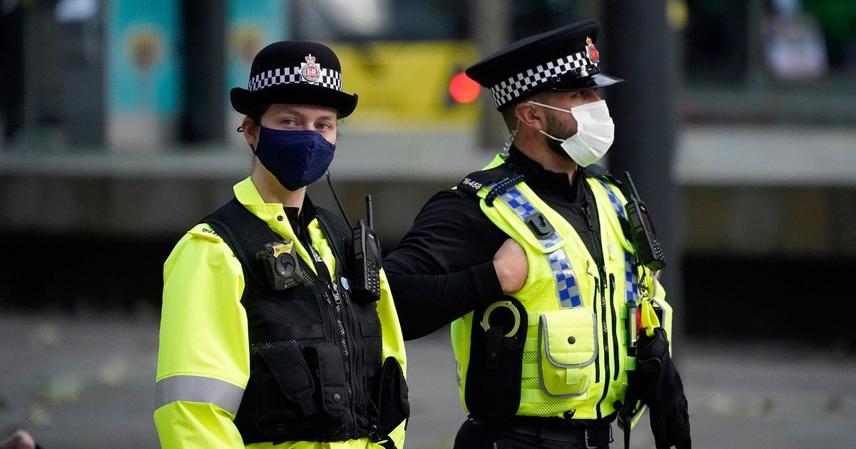 A third of police have been threatened with deliberate Covid-19 infection