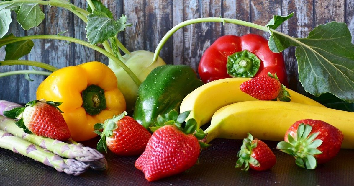 A vegan diet can come with significant health benefits, study shows