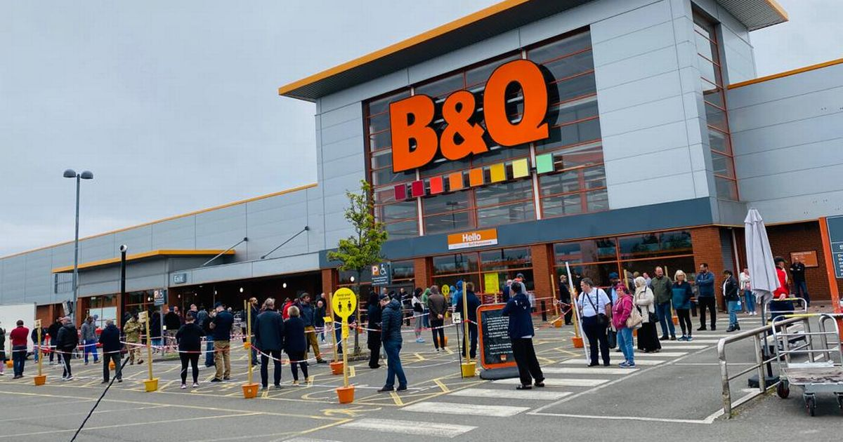 B&Q, Homebase, Wilko and Home Bargains issue rules for shoppers