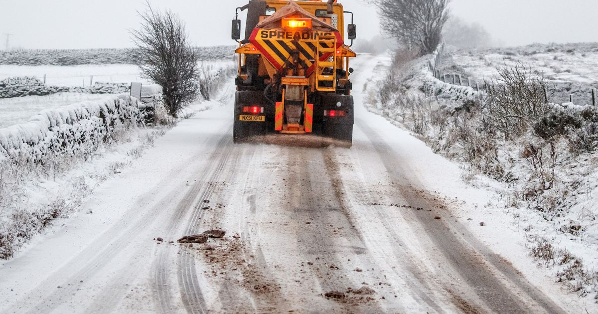 Beast from the East 2 could hit UK next week, says Met Office