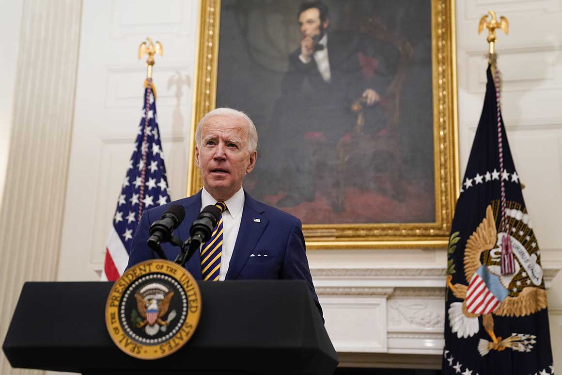 Biden directs Treasury, IRS to find 8M who haven't claimed stimulus