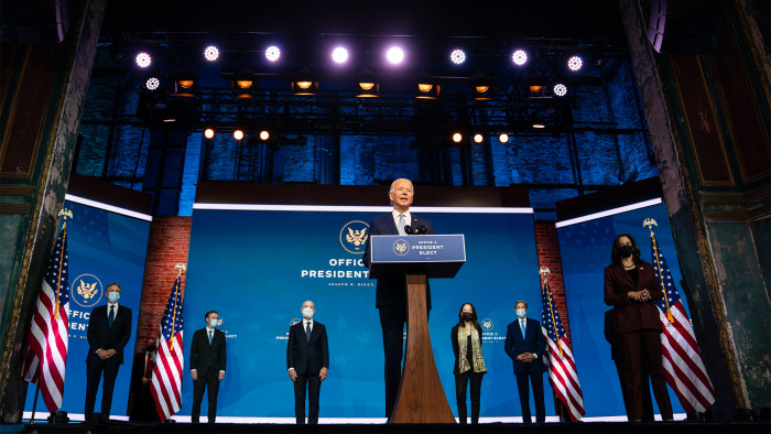 Biden's Team And Priorities Show How The Democratic Party Changed In The Trump Era