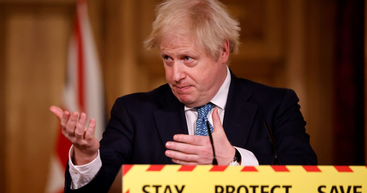 Boris Johnson says Covid deniers 'need to grow up' in new attack on hoax claims