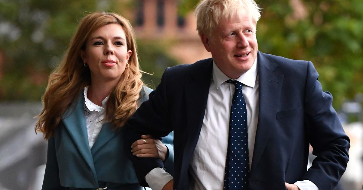 Boris Johnson's fiancee 'lands top job with animal charity'